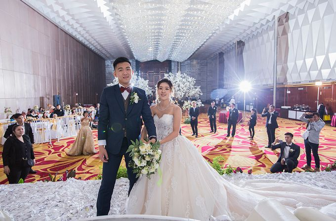Wedding story of Samuel & Nathania by Video Art - 021
