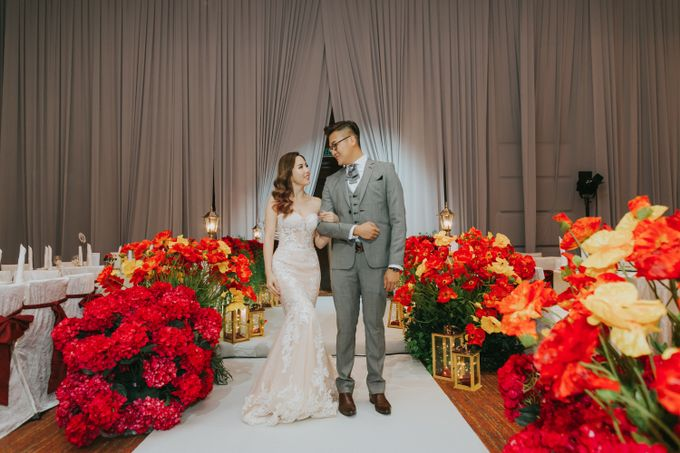 Luxury Wedding Dinner by ARTURE PHOTOGRAPHY - 006