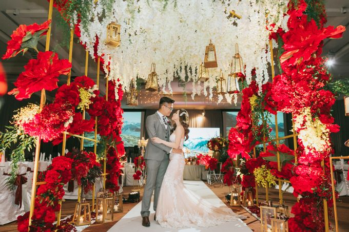 Luxury Wedding Dinner by ARTURE PHOTOGRAPHY - 007