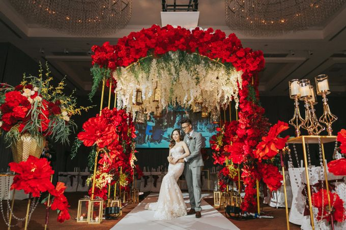Luxury Wedding Dinner by ARTURE PHOTOGRAPHY - 008