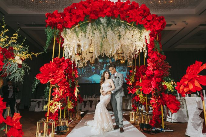Luxury Wedding Dinner by ARTURE PHOTOGRAPHY - 009