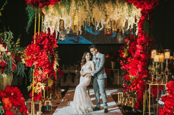 Luxury Wedding Dinner by ARTURE PHOTOGRAPHY - 010