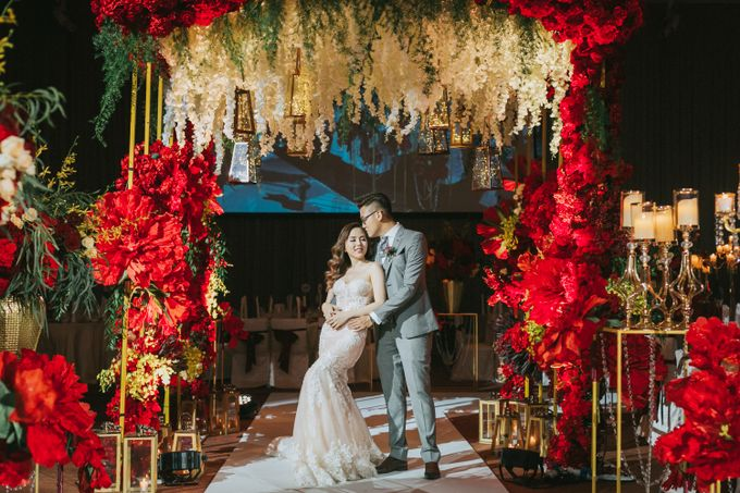 Luxury Wedding Dinner by ARTURE PHOTOGRAPHY - 011