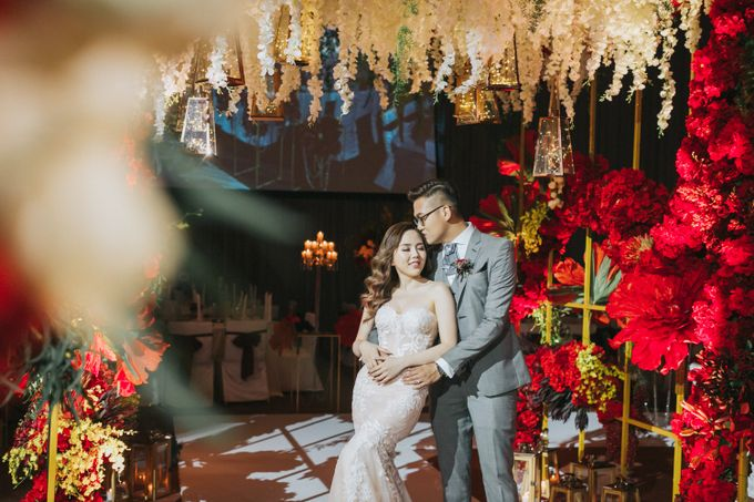 Luxury Wedding Dinner by ARTURE PHOTOGRAPHY - 012