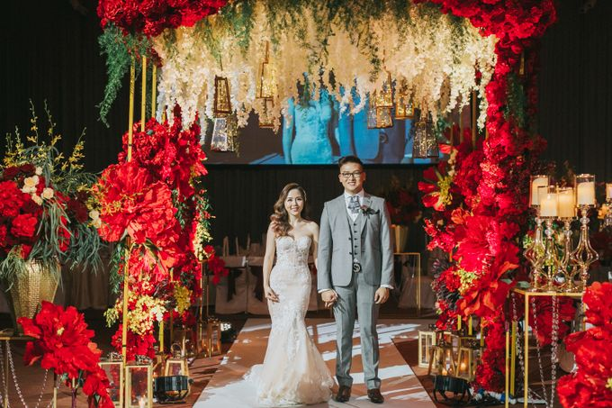 Luxury Wedding Dinner by ARTURE PHOTOGRAPHY - 018