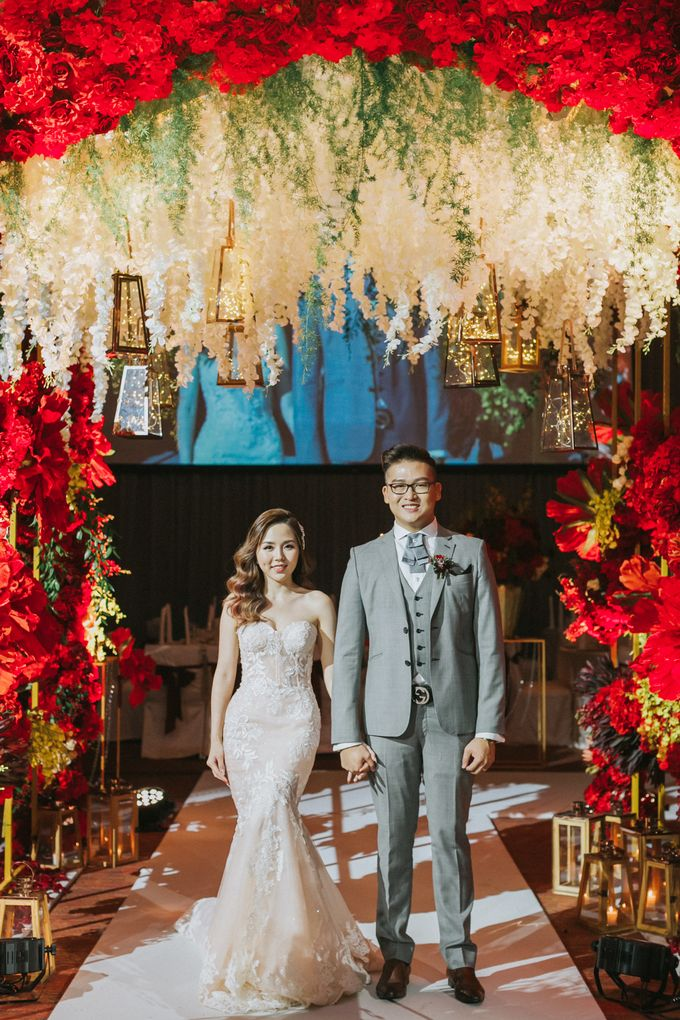 Luxury Wedding Dinner by ARTURE PHOTOGRAPHY - 017