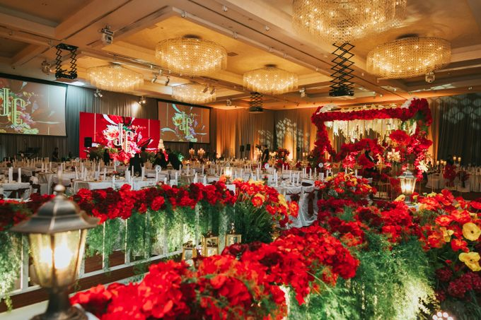 Luxury Wedding Dinner by ARTURE PHOTOGRAPHY - 019