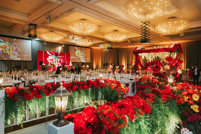 Luxury Wedding Dinner by ARTURE PHOTOGRAPHY - 020