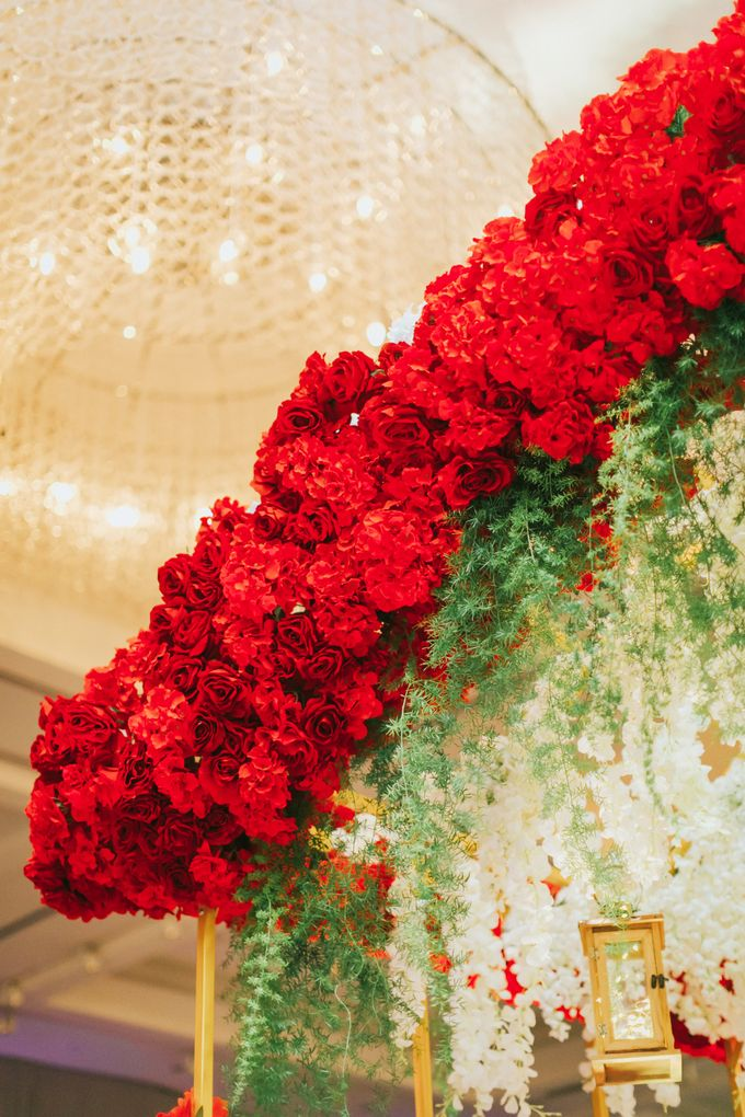 Luxury Wedding Dinner by ARTURE PHOTOGRAPHY - 021