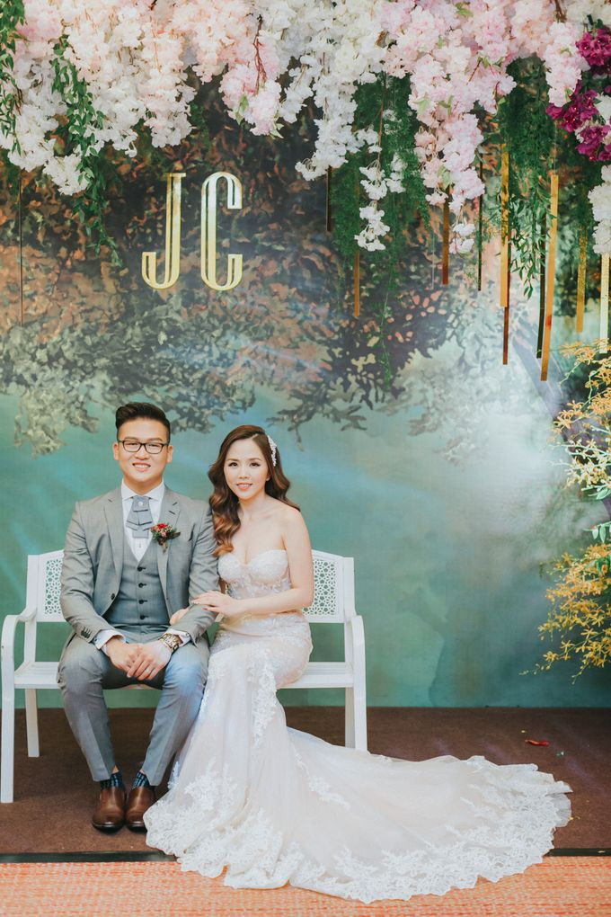 Luxury Wedding Dinner by ARTURE PHOTOGRAPHY - 023