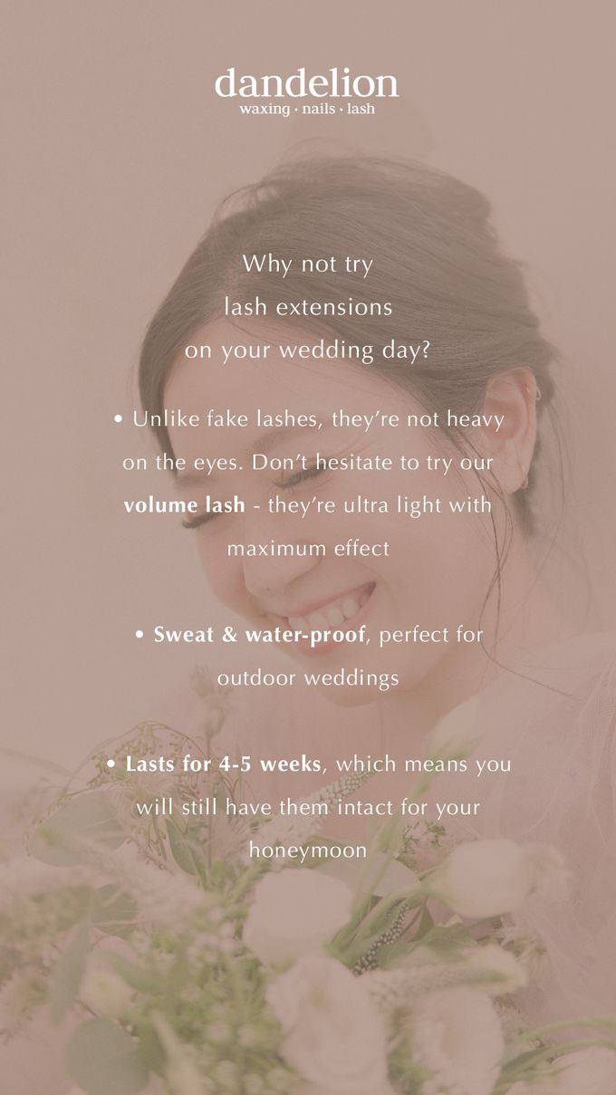 Relaxed Romance - An effortless approach for casual brides by Dandelion ID - 002