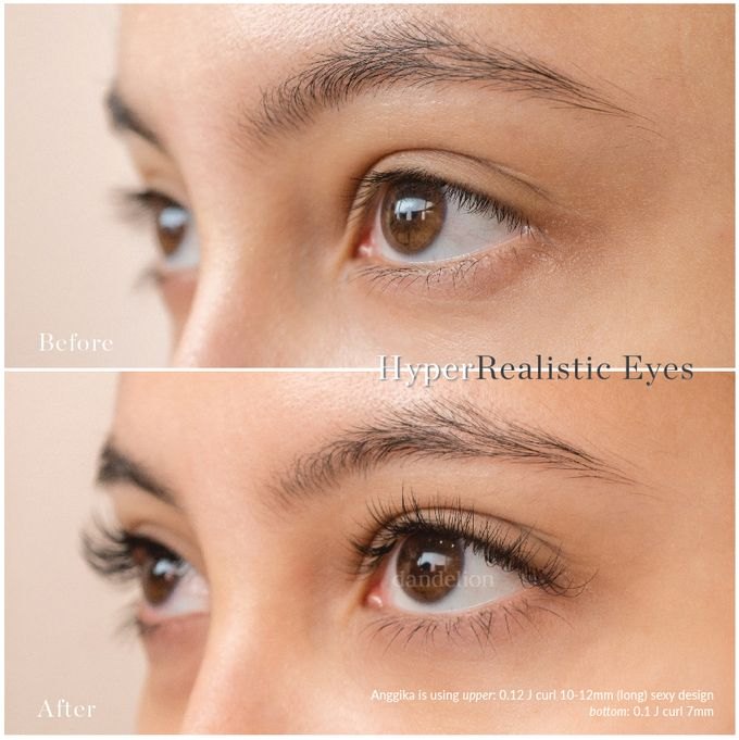 HyperRealistic Eyes - Back by popular demand by Dandelion ID - 008
