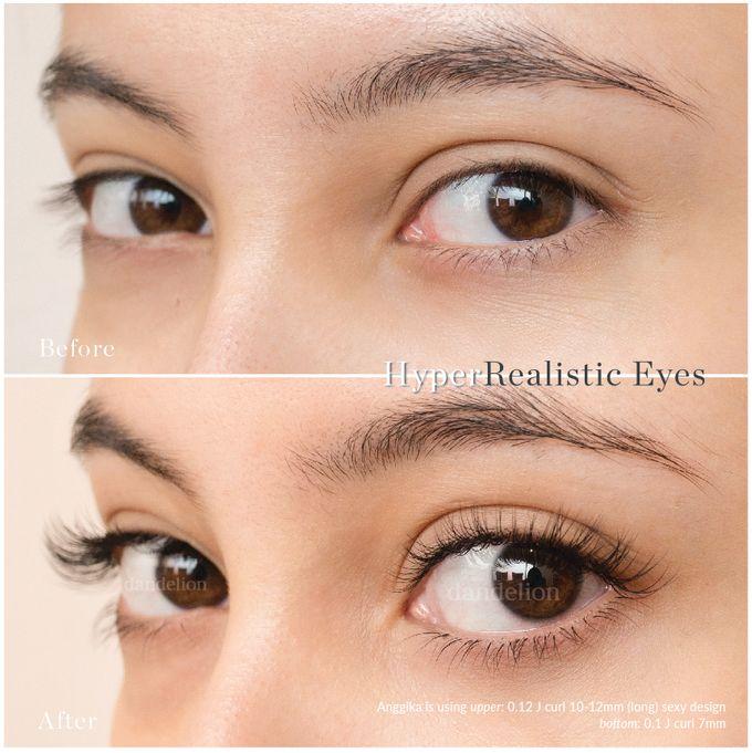 HyperRealistic Eyes - Back by popular demand by Dandelion ID - 006