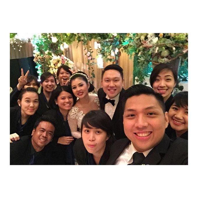 Timothy & Ingrid Wedding at Grand Ballroom by Grand Hyatt Jakarta - 002