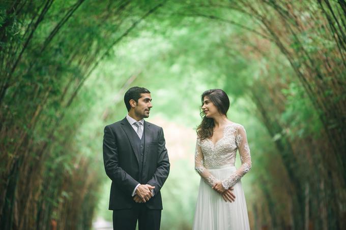 Honeymoon Photo of Ahmed & Sofia by ARTGLORY BALI - 001