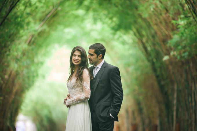 Honeymoon Photo of Ahmed & Sofia by ARTGLORY BALI - 004