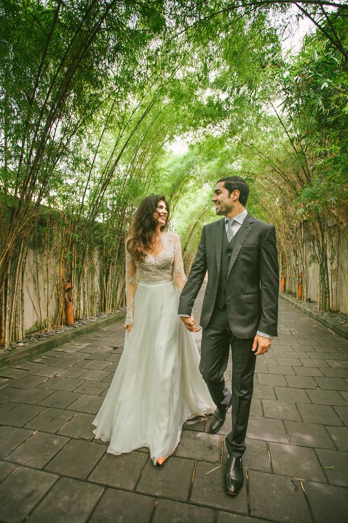 Honeymoon Photo of Ahmed & Sofia by ARTGLORY BALI - 006
