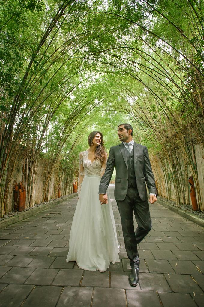 Honeymoon Photo of Ahmed & Sofia by ARTGLORY BALI - 007