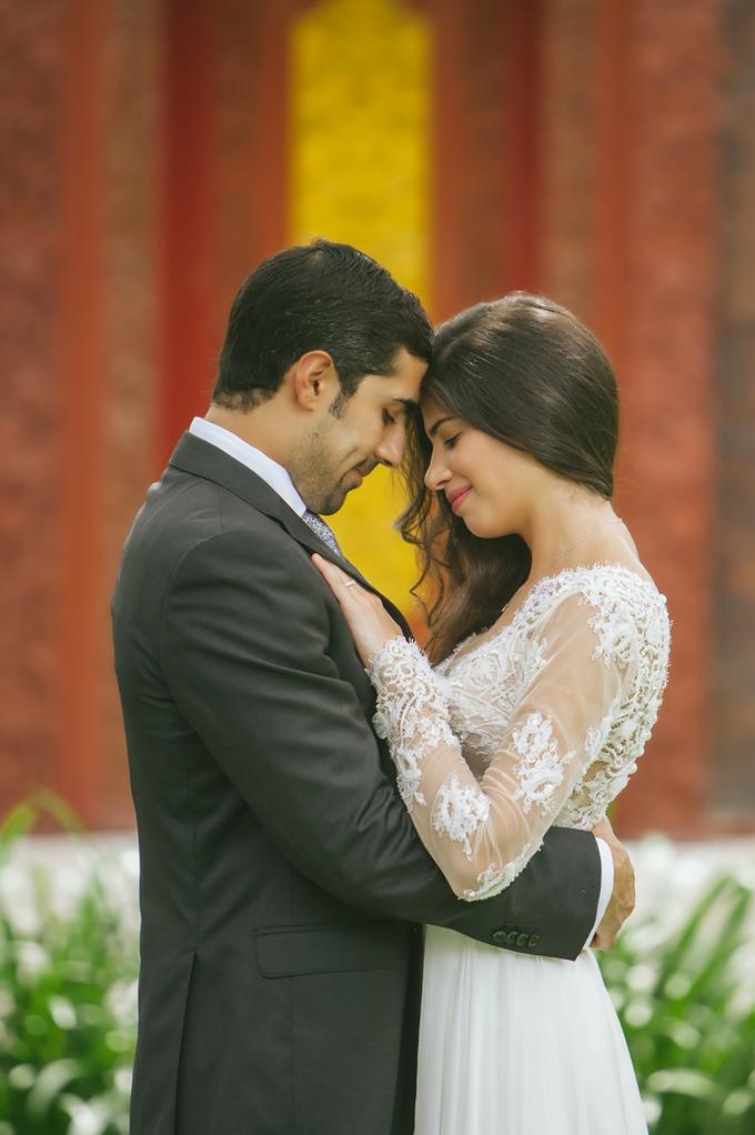 Honeymoon Photo of Ahmed & Sofia by ARTGLORY BALI - 009