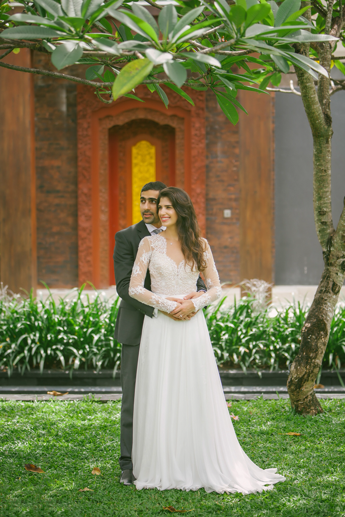 Honeymoon Photo of Ahmed & Sofia by ARTGLORY BALI - 011