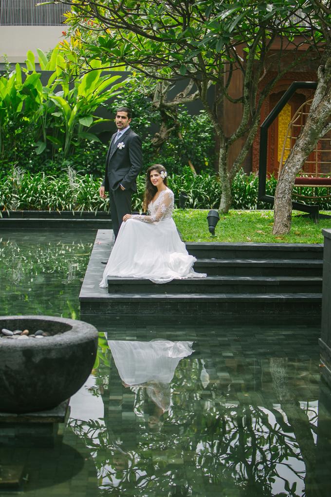 Honeymoon Photo of Ahmed & Sofia by ARTGLORY BALI - 013