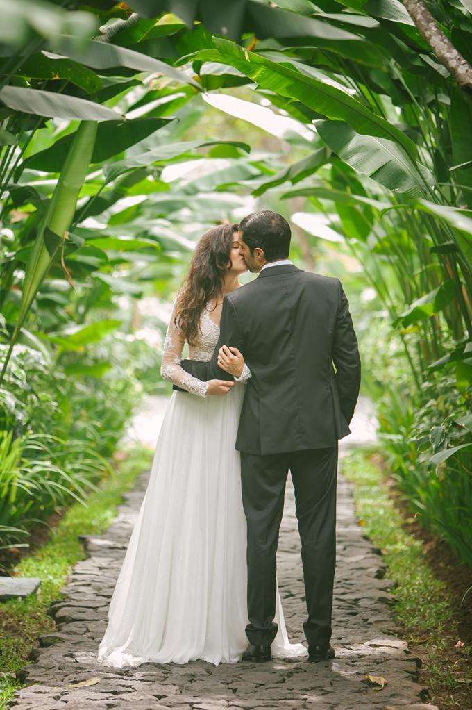 Honeymoon Photo of Ahmed & Sofia by ARTGLORY BALI - 015