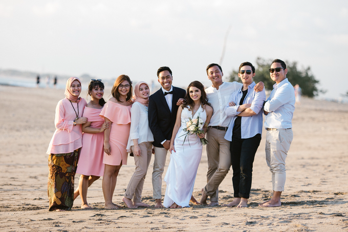 The Wedding Anggi & Rani by ARTGLORY BALI - 030