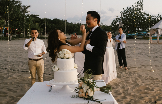 The Wedding Anggi & Rani by ARTGLORY BALI - 034