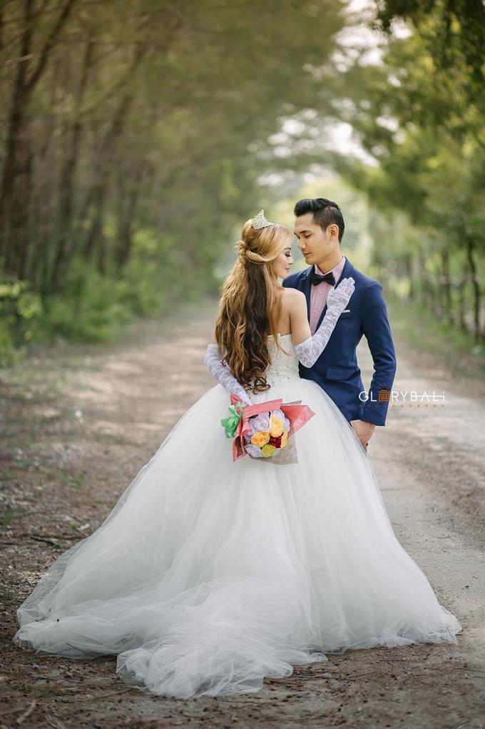 Prewedding Wisnu & Ayu by ARTGLORY BALI - 003