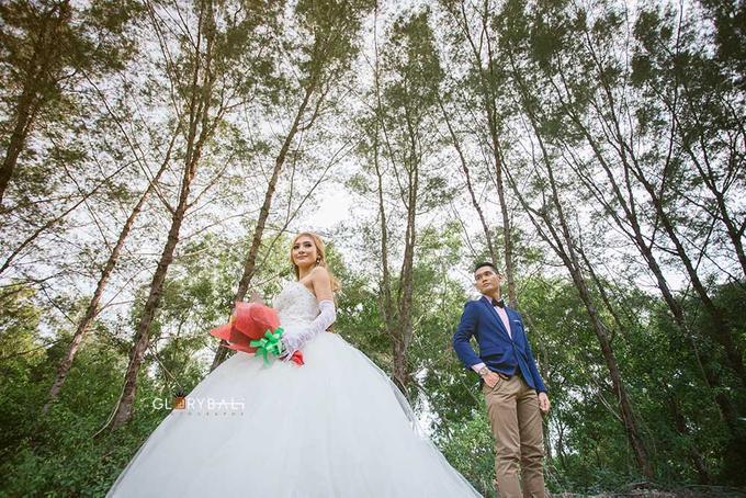 Prewedding Wisnu & Ayu by ARTGLORY BALI - 002