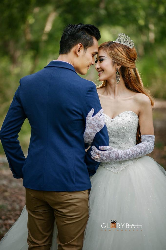 Prewedding Wisnu & Ayu by ARTGLORY BALI - 006