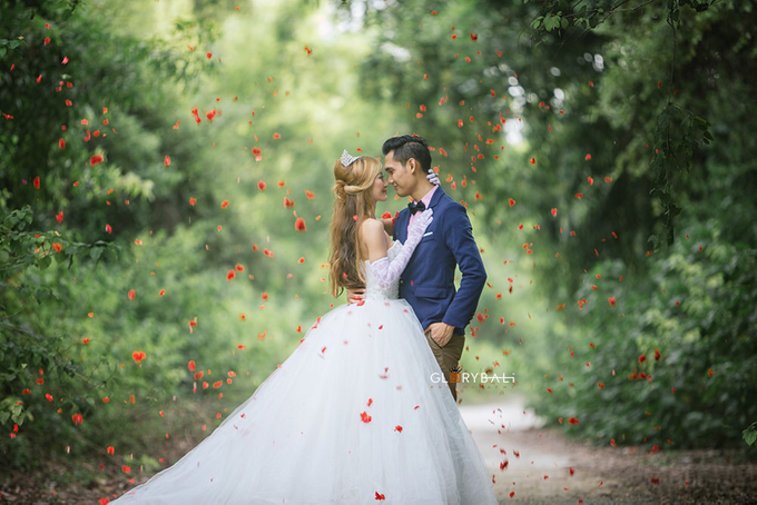 Prewedding Wisnu & Ayu by ARTGLORY BALI - 009