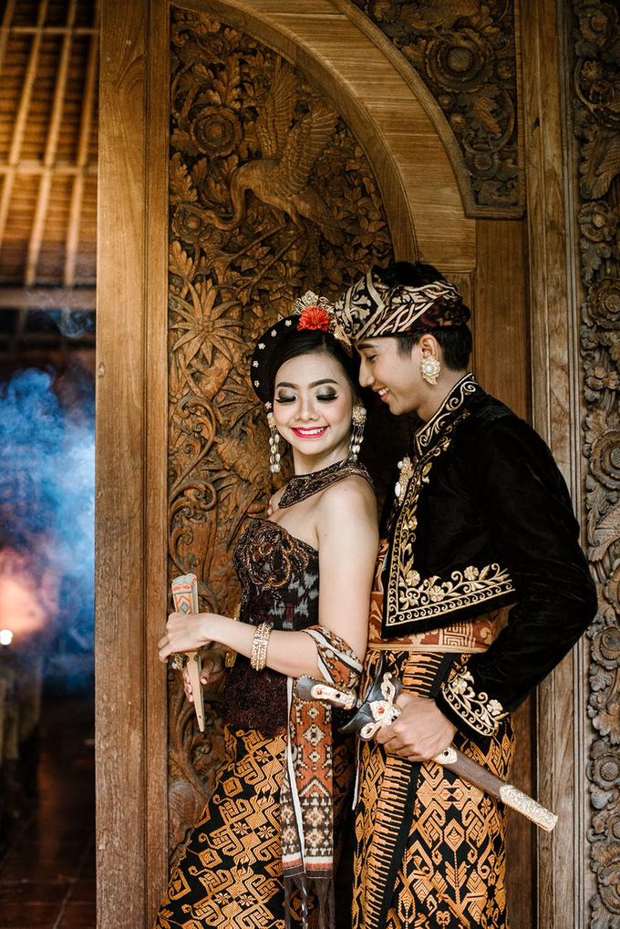 Prewedding Surya & Anggun by ARTGLORY BALI - 003