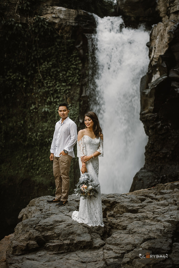 Prewedding photo Ngurah & Intan by ARTGLORY BALI - 001