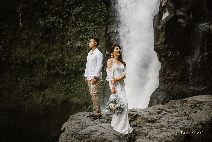 Prewedding photo Ngurah & Intan by ARTGLORY BALI - 002