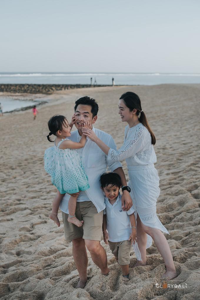 Brian & Anna's Family by ARTGLORY BALI - 029