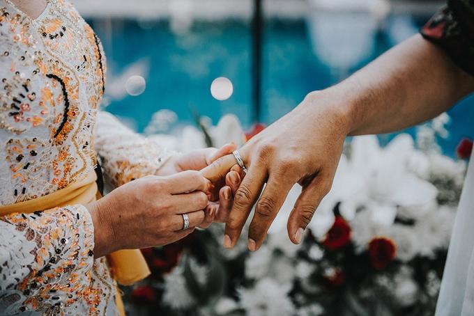 The Wedding Sandy & Devy by ARTGLORY BALI - 011