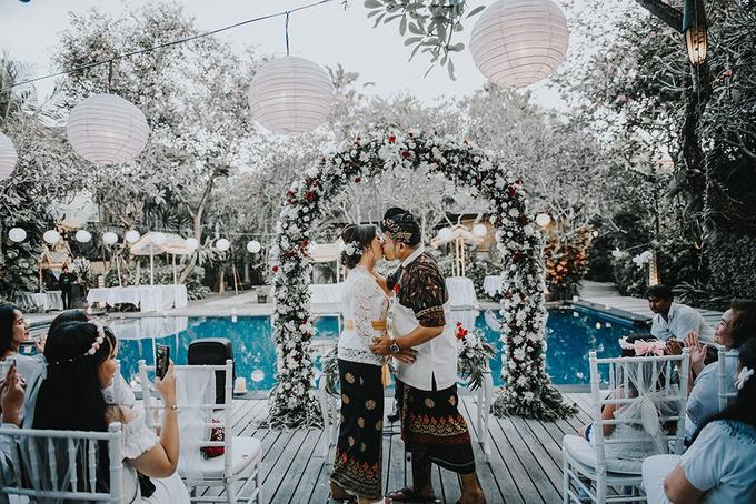 The Wedding Sandy & Devy by ARTGLORY BALI - 012