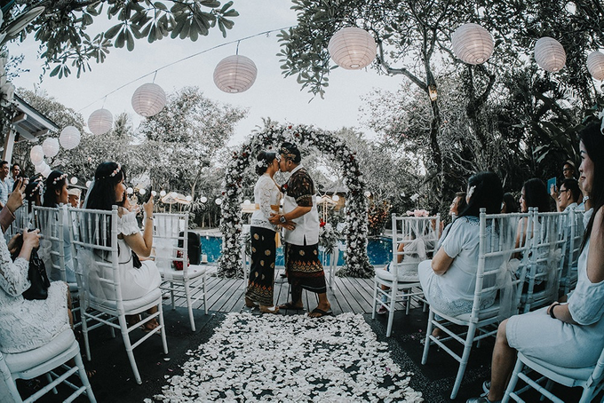 The Wedding Sandy & Devy by ARTGLORY BALI - 014