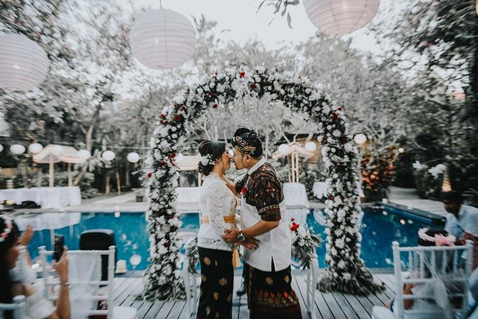 The Wedding Sandy & Devy by ARTGLORY BALI - 013