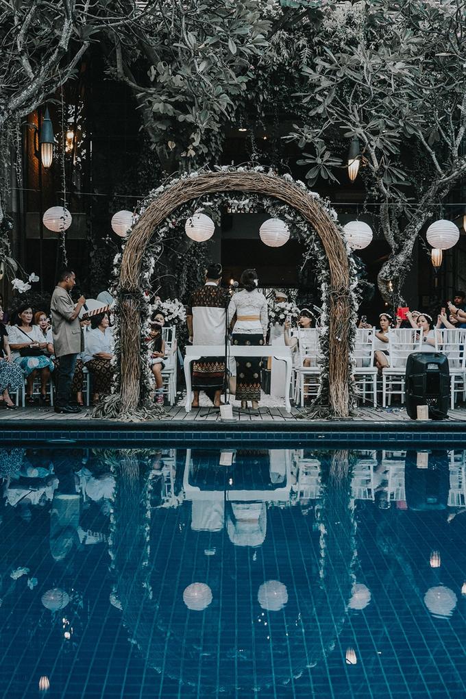 The Wedding Sandy & Devy by ARTGLORY BALI - 017