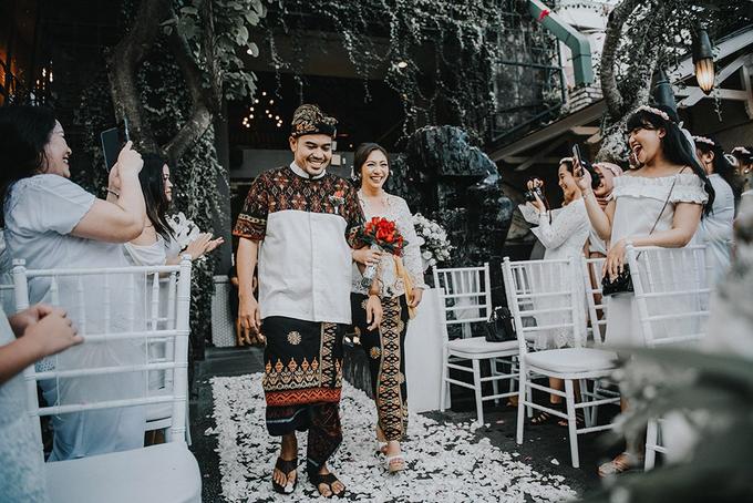 The Wedding Sandy & Devy by ARTGLORY BALI - 018