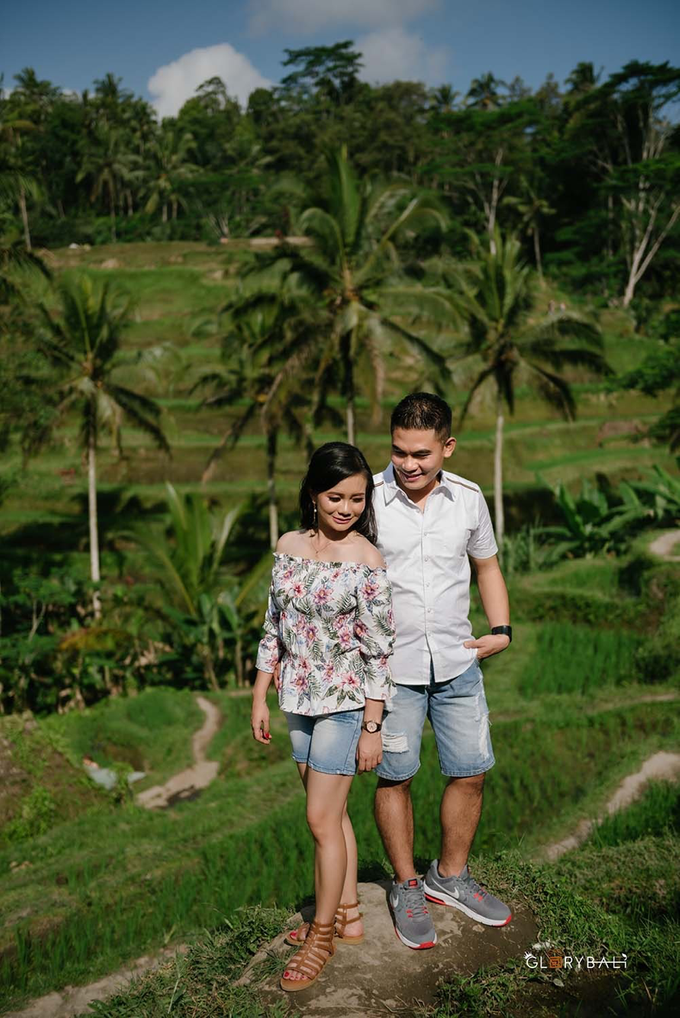 Prewedding Billova  & Anita by ARTGLORY BALI - 011