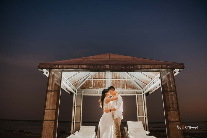 Prewedding Billova  & Anita by ARTGLORY BALI - 040