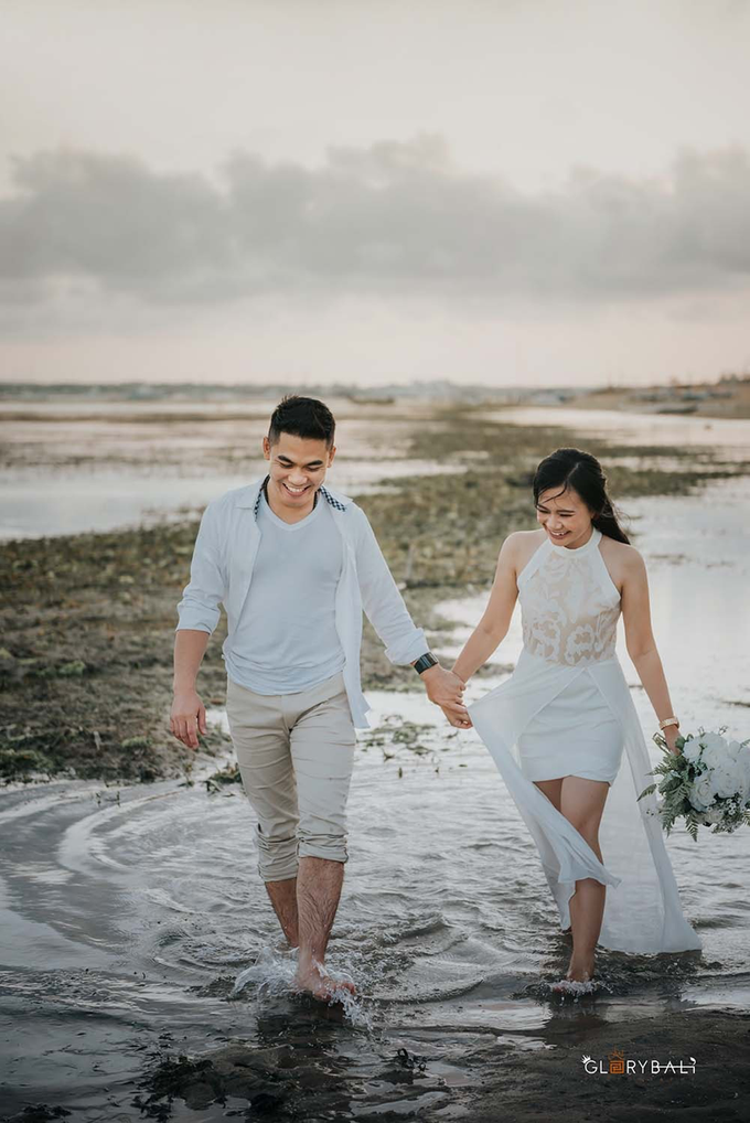 Prewedding Billova  & Anita by ARTGLORY BALI - 036