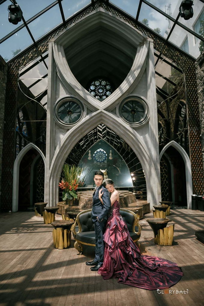 Prewedding Billova  & Anita by ARTGLORY BALI - 049