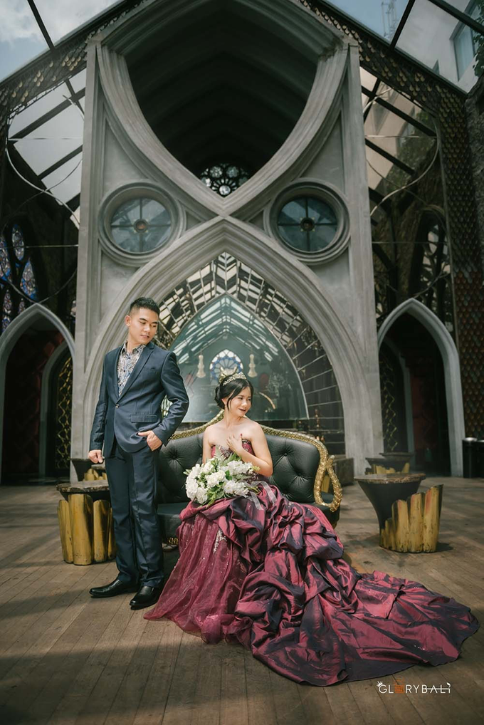 Prewedding Billova  & Anita by ARTGLORY BALI - 050