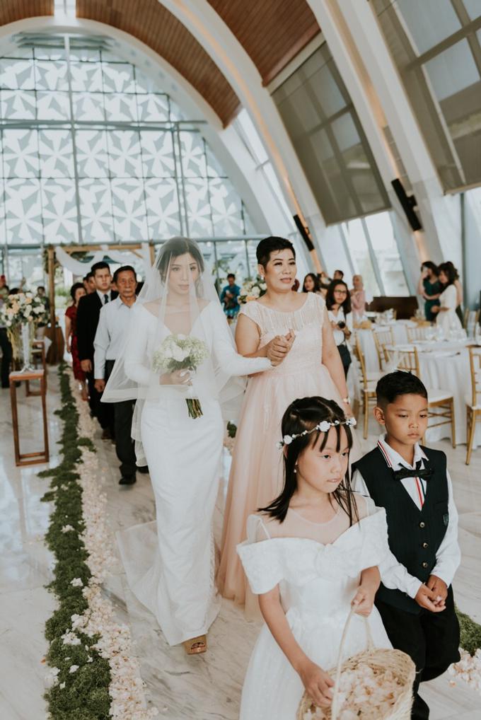 Bali Wedding Anton & Jane by ARTGLORY BALI - 025