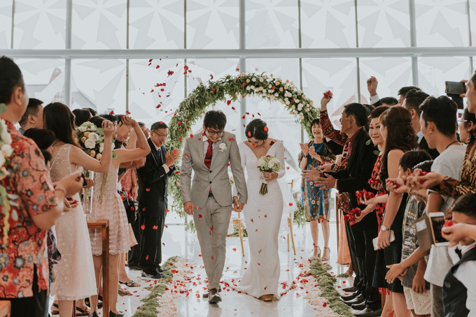 Bali Wedding Anton & Jane by ARTGLORY BALI - 039