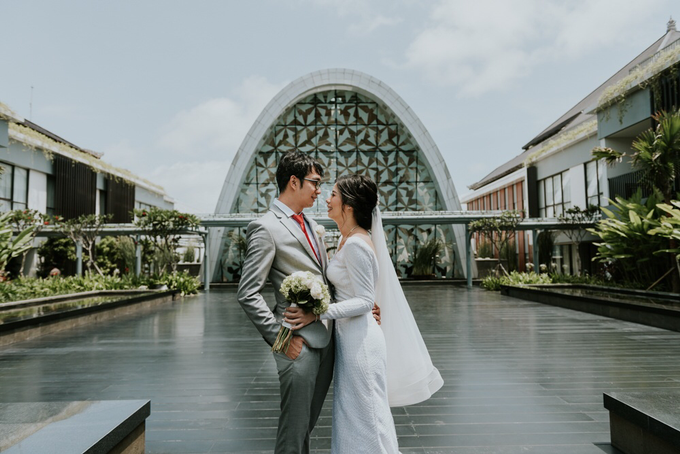 Bali Wedding Anton & Jane by ARTGLORY BALI - 043